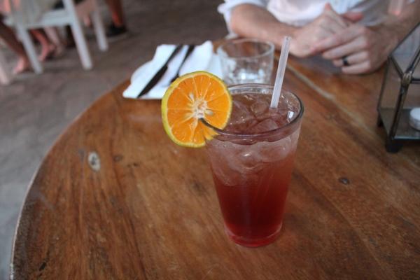 Restaurante La Luna Nosara Playa Guiones, Guanacaste