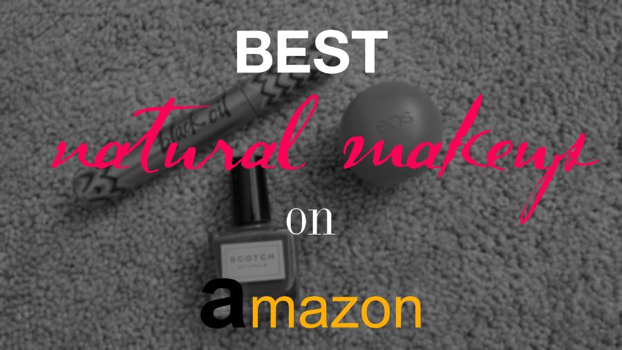 Natural Makeup on Amazon