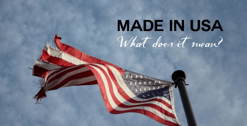 What Made in USA really means | Fashionhedge