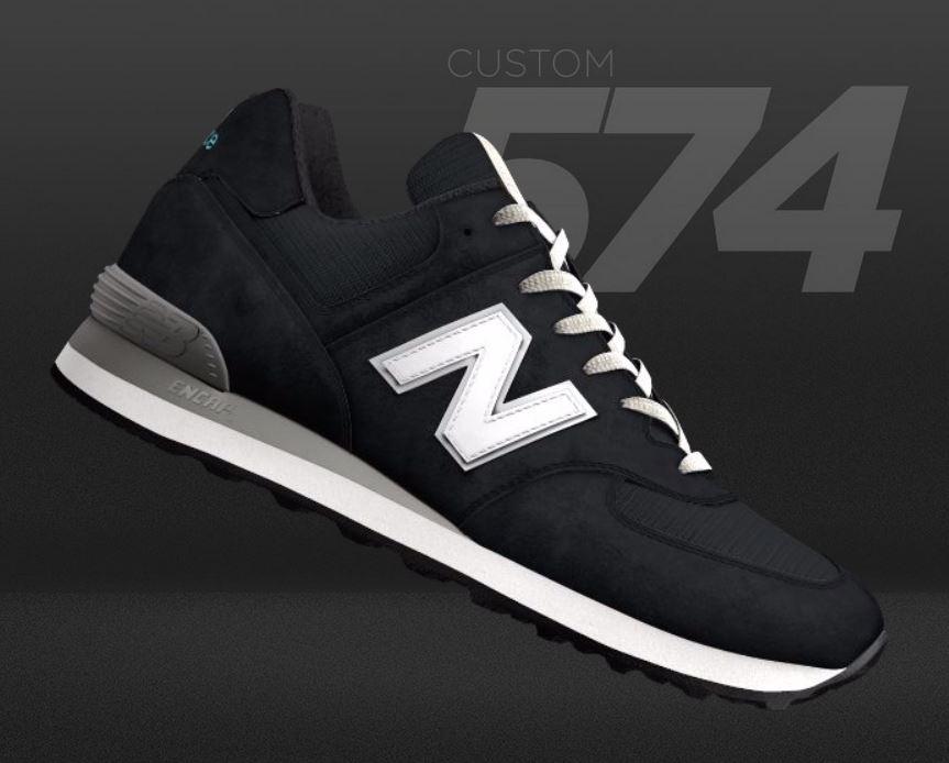 New Balance Custom 574 | Fashionhedge