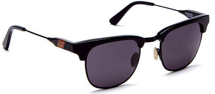 WL sunglasses Made in San Francisco