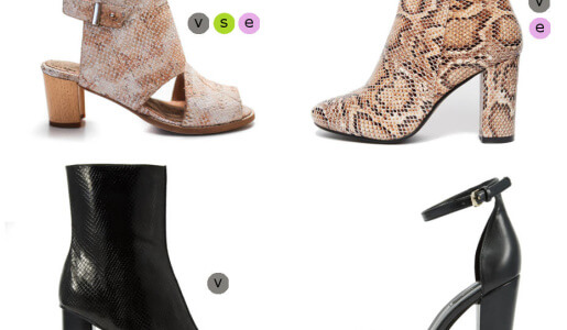 Python Snakeskin boots Isabel Marant inspired - Vegan, ethically made and sustainable alternatives