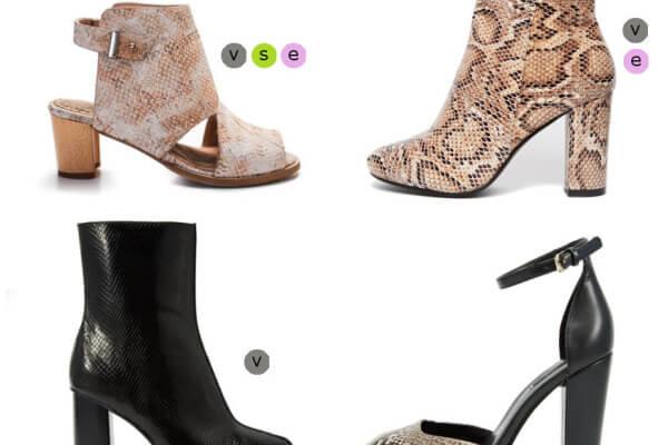 Python Snakeskin boots Isabel Marant inspired - Vegan, ethically made and sustainable alternatives