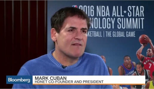 Mark Cuban and social enterprises