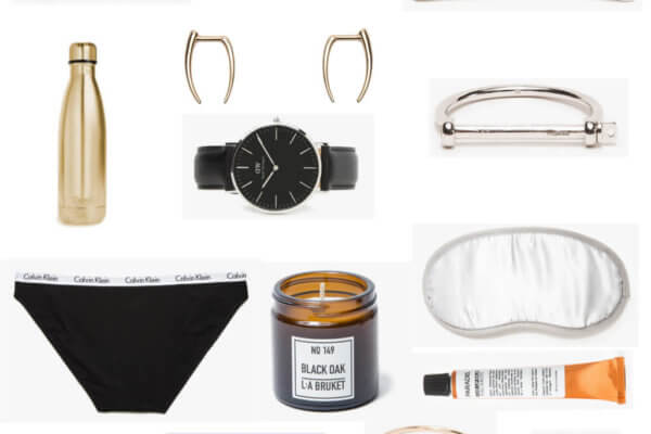 Gift Guide For the Minimalist millennial fashionista 2016