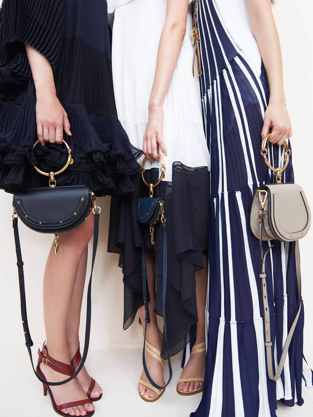 Chlo 233 Nile Bag Fashionhedge