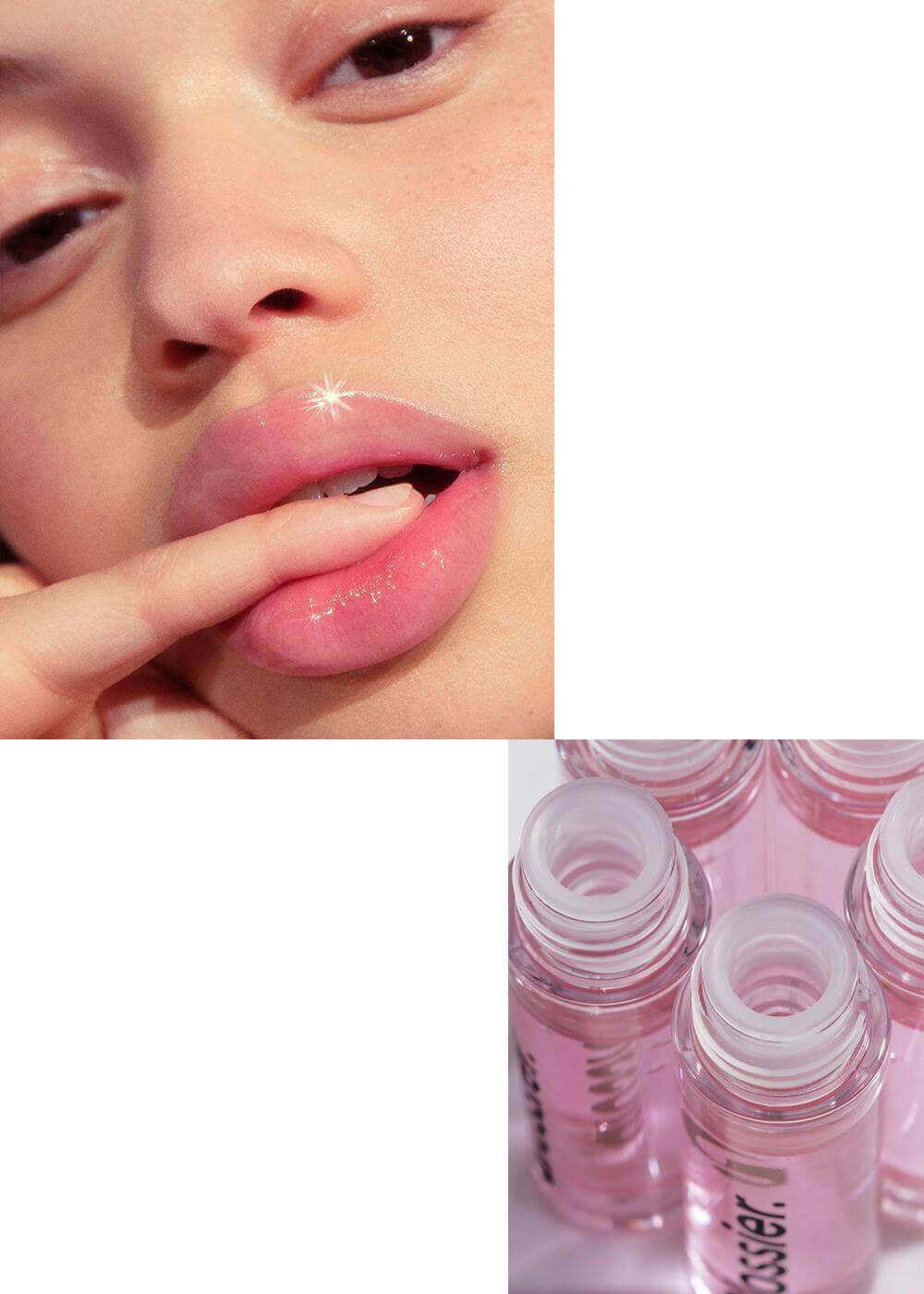 lip gloss: hypoallergenic, dermatologist tested, paraben free, alcohol free, cruelty free