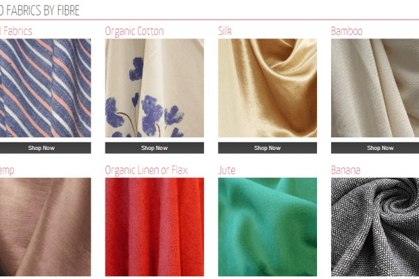 Offset Warehouse Ethical and Sustainable Fabrics
