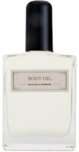 Mullen and sparrow Lemonmint body oil (209x400)
