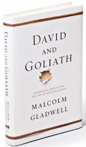 DAVID AND GOLIATH by Malcom Gladwell   Amazon