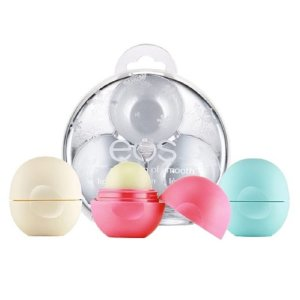 Eos lip balm holiday gift set limited edition