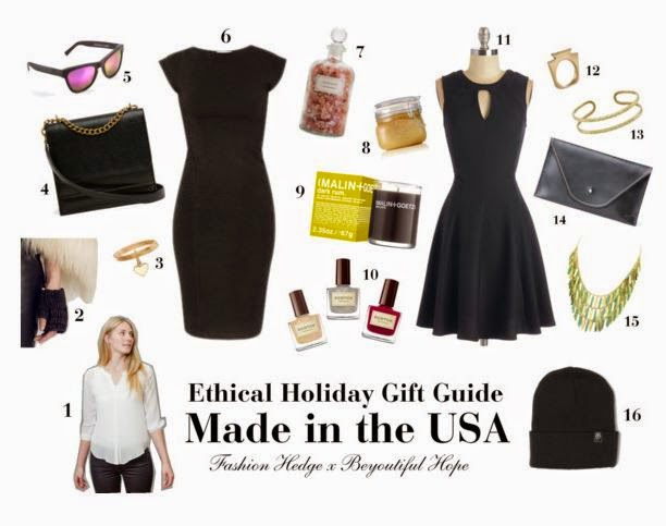 Made in USA Gift Guide