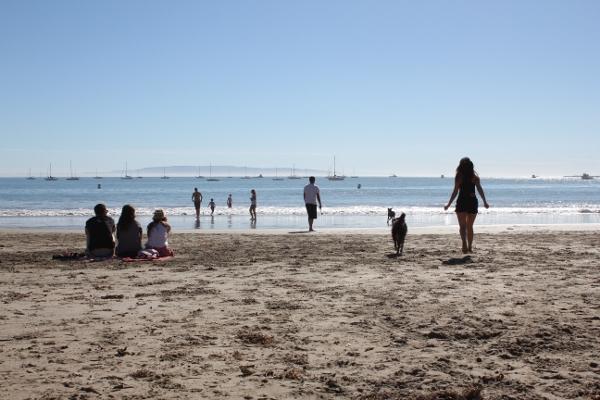 A Sunday in Avila Beach, SLO