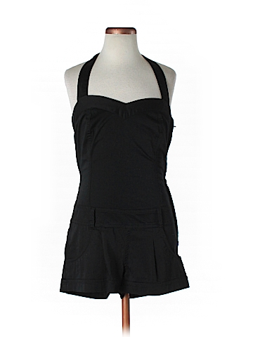 Guess black romper from ThreadUP
