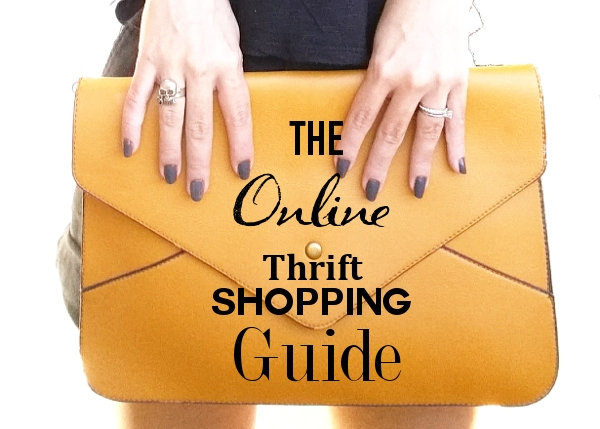 The Online Thrift Shopping Guide | Fashionhedge