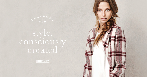 The-Acey conscious fashion