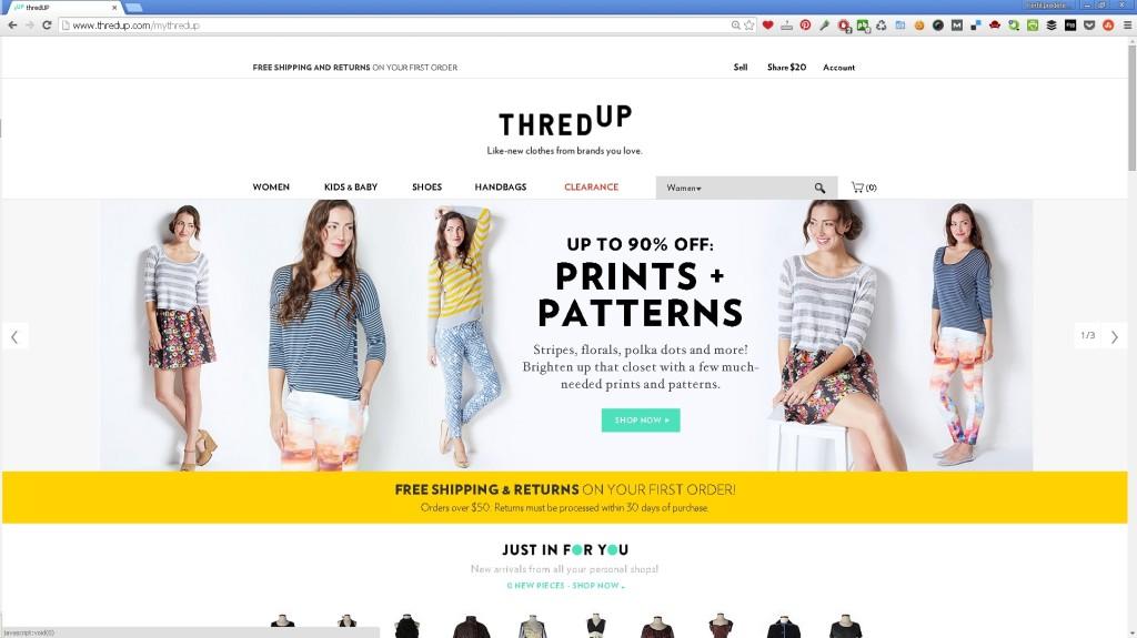 ThredUP site