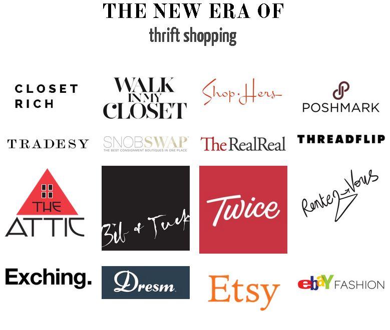 The new era of thrift shopping