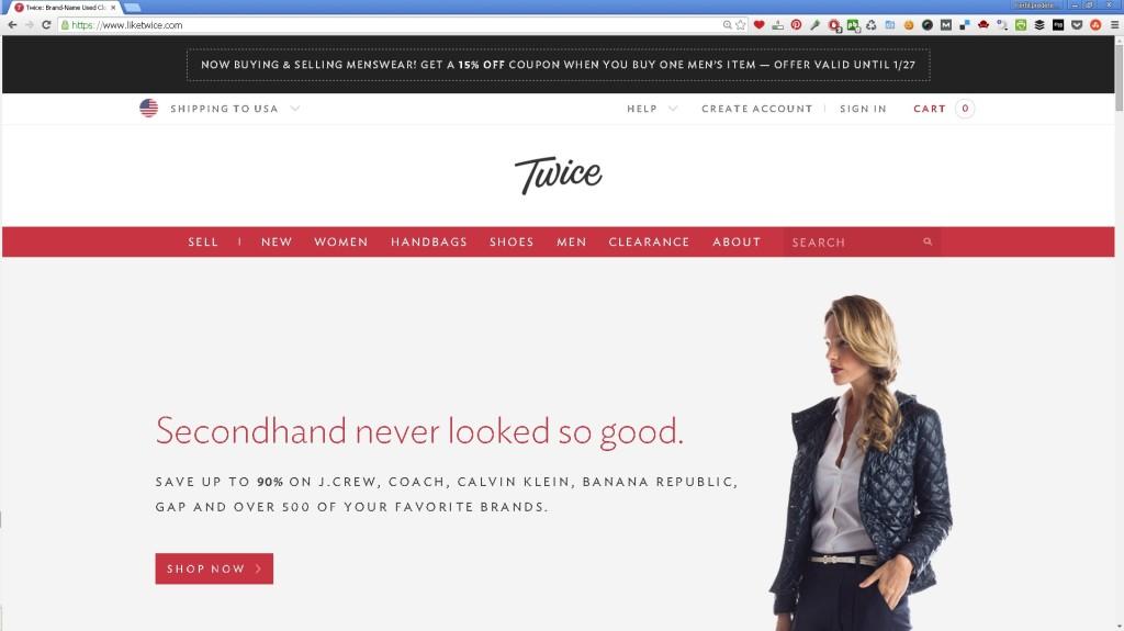 Twice site