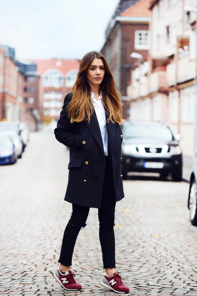 NB 574 Street Style | Fashionhedge