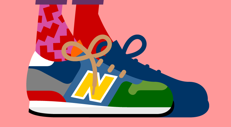 It's New Balance time, again. by Darcel Disappoints | Fashionhedge