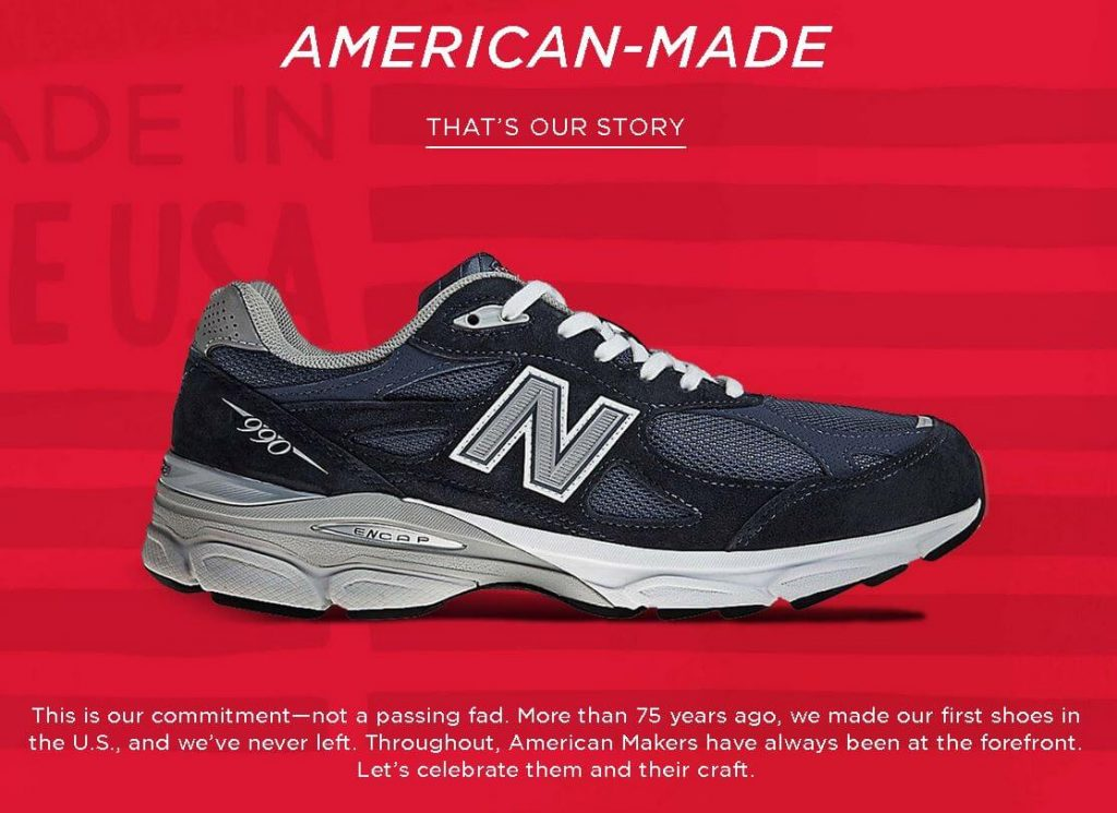 New Balance running shoes made in USA | Are New Balance shoes made in USA?