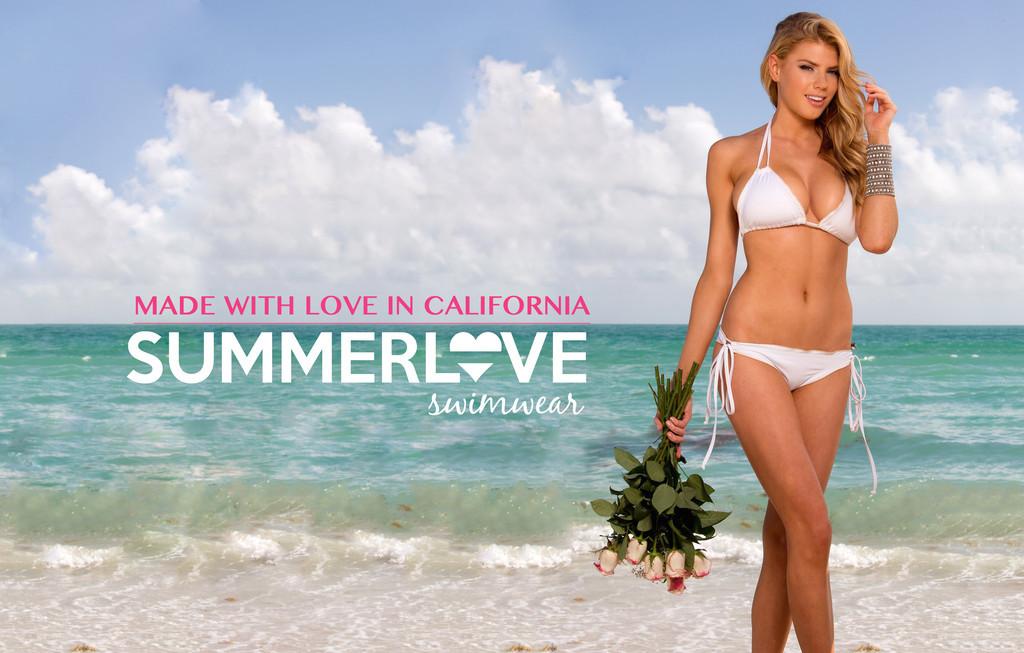 Summerlove Eco Friendly swimwear made in USA