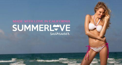 SUMMERLOVE Eco Friendly Swimwear