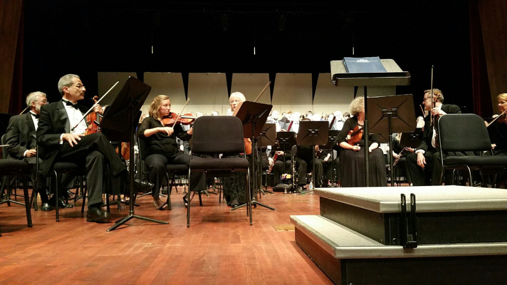 Requiem by Verdi at the Performing Arts Center