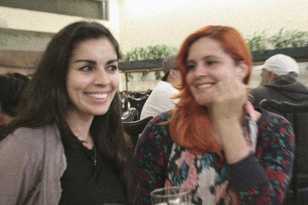 Adriana y Yarina Costa Rica