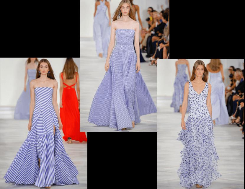 Ralph Lauren Long Dresses SS2016