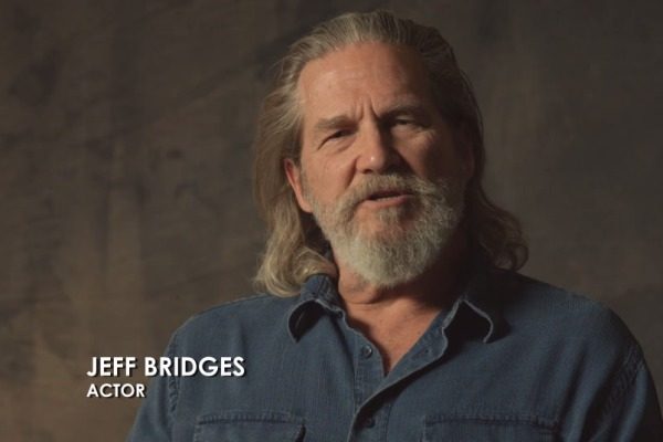 Jeff Bridges Plastic Campaign