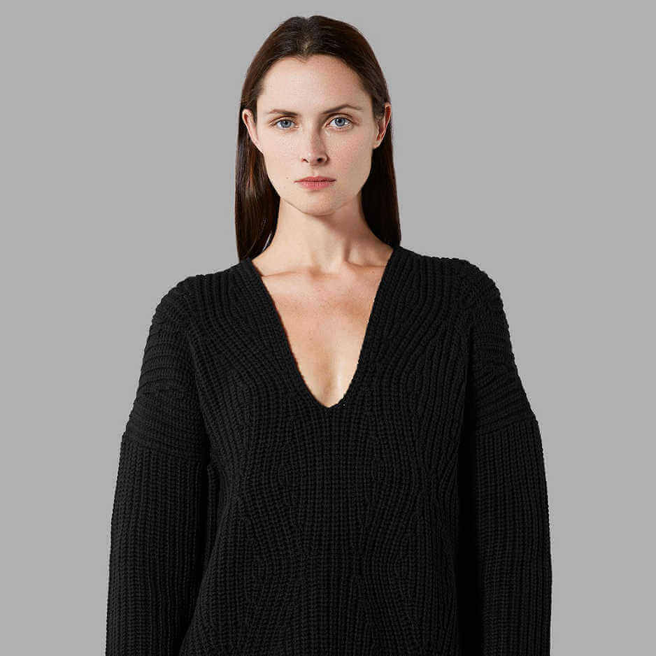 The E1 Tunic Sweater