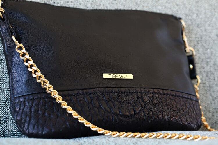 The Essentials Bag by Tiff Wu Ethical handbag