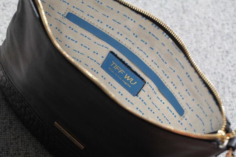 Ethically made handbag Made in USA