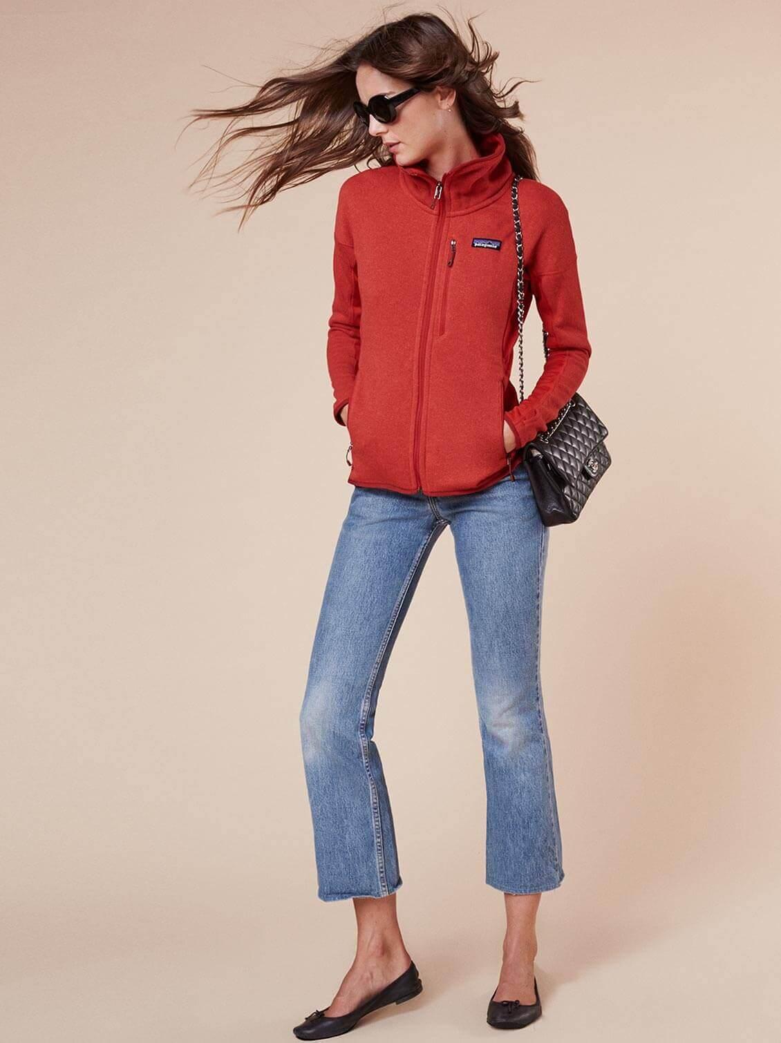 Patagonia Performance Better Sweater Fleece Jacket