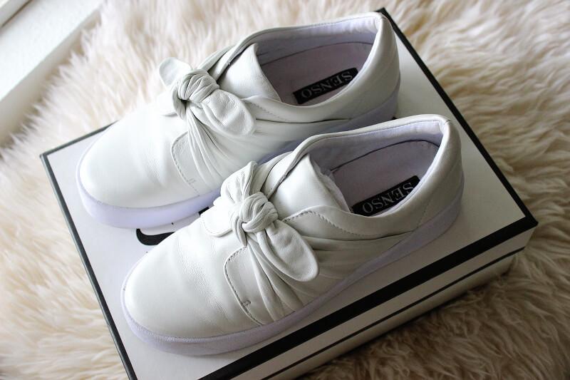 Senso Annie White Sneakers