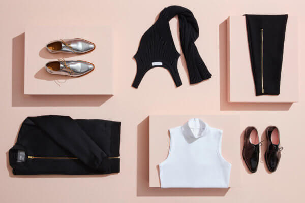 Te Everlane E2 capsule consists of 18 limited-edition pieces designed to mix and match well with each other and other Everlane favorites. Shop now, it won't be available forever