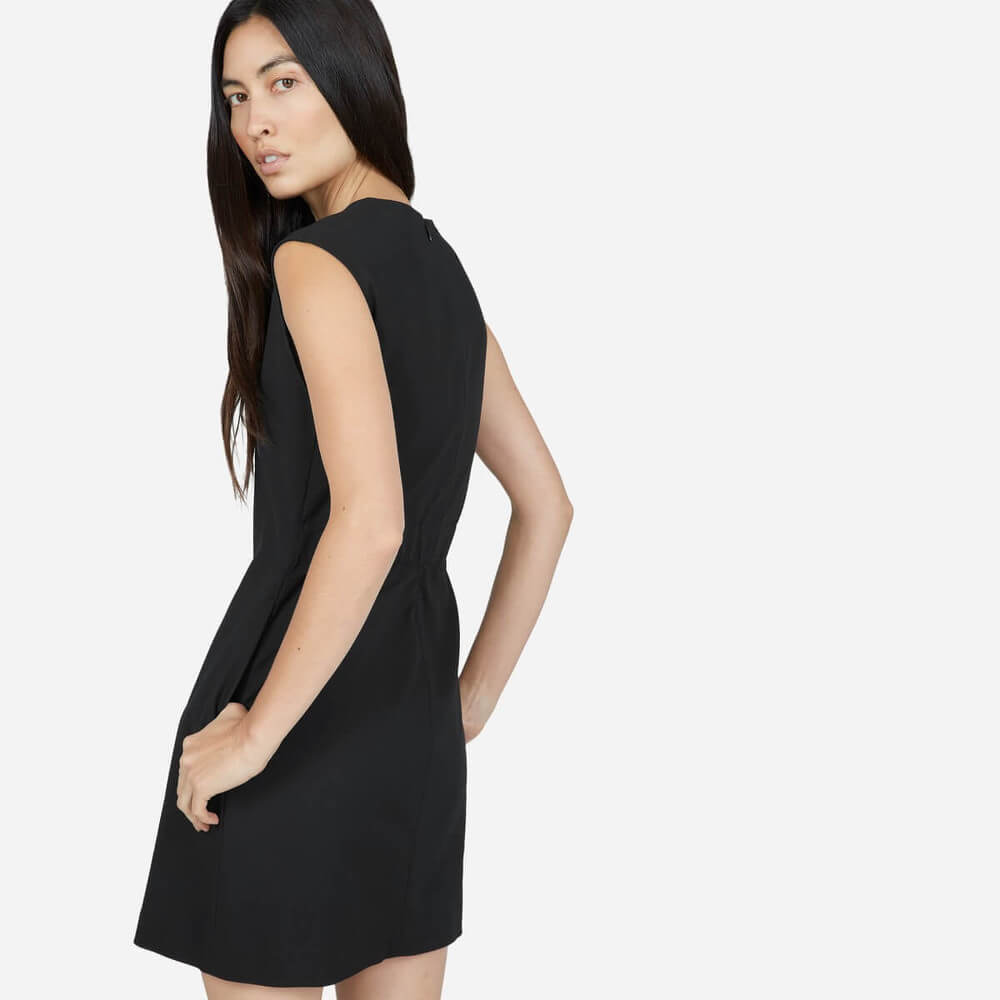 The E2 Flare Dress, an ethically made LBD