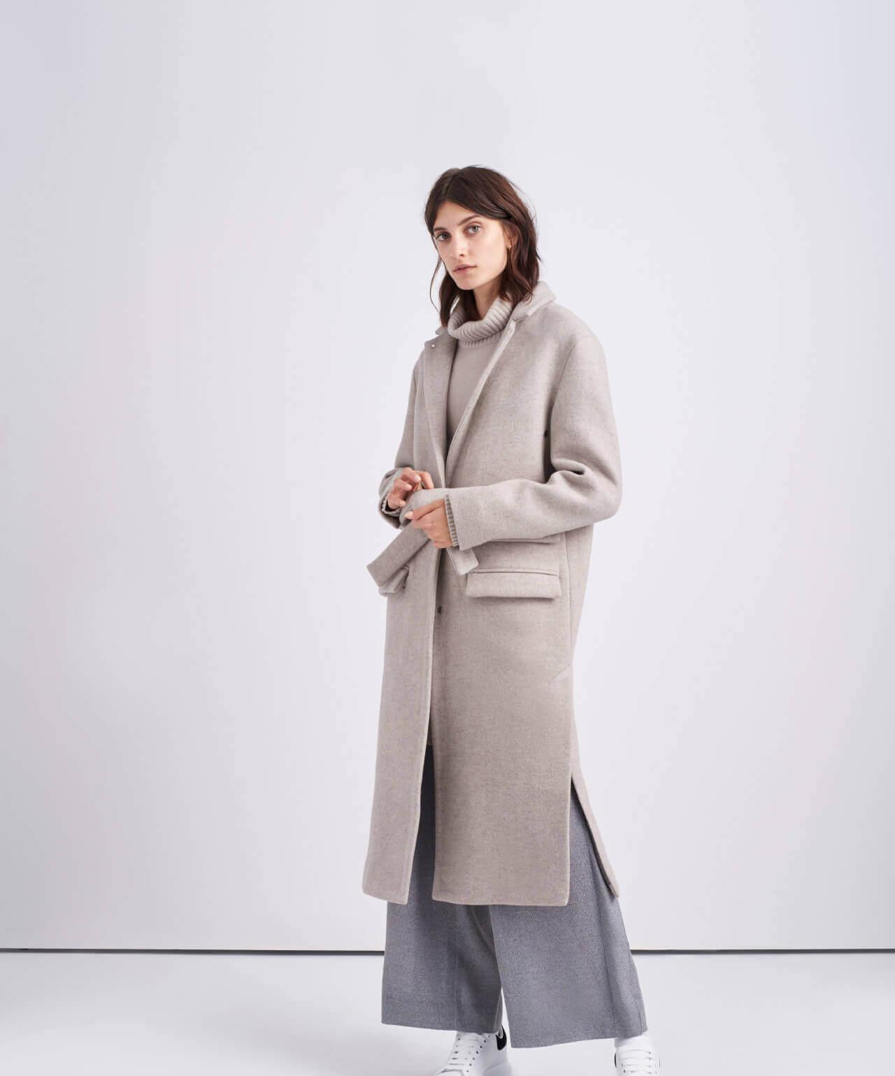 Petra Long Coat