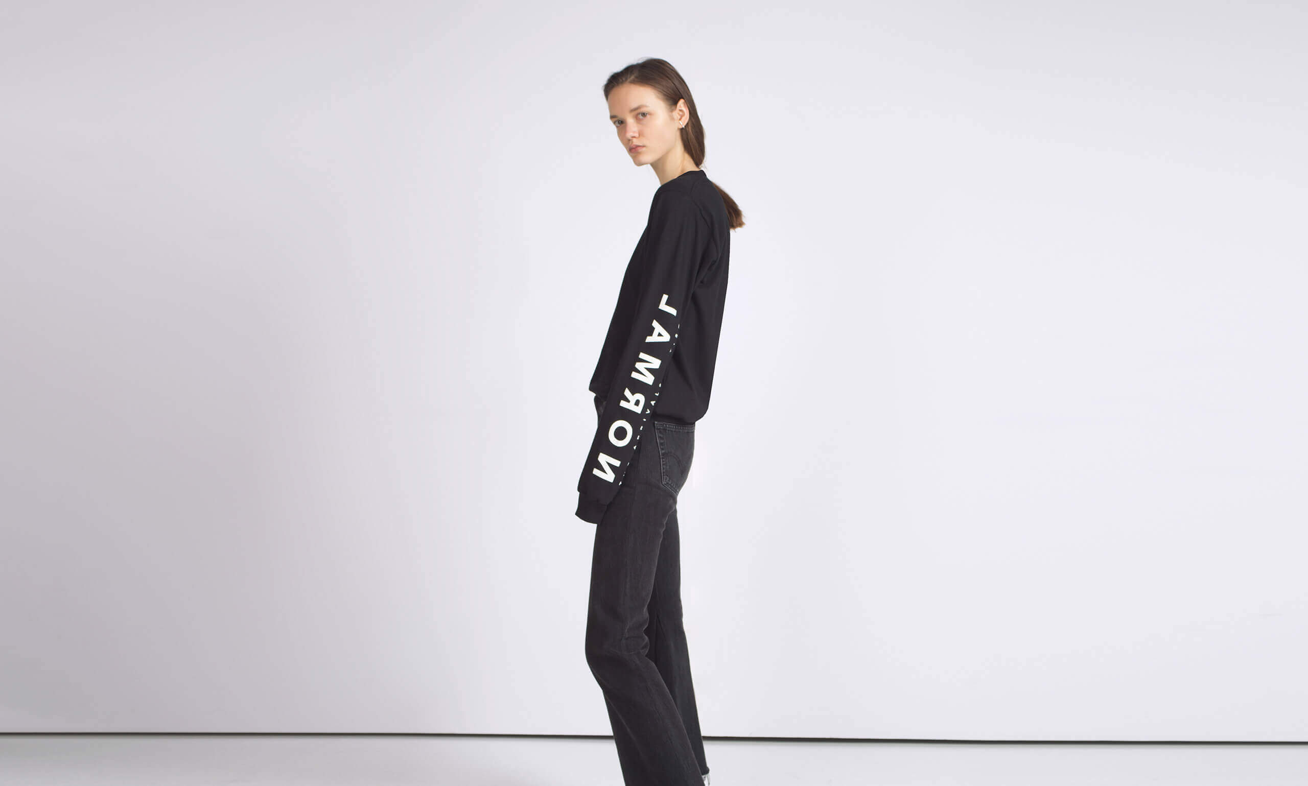 The Arrivals UNNORMAL LONG SLEEVE