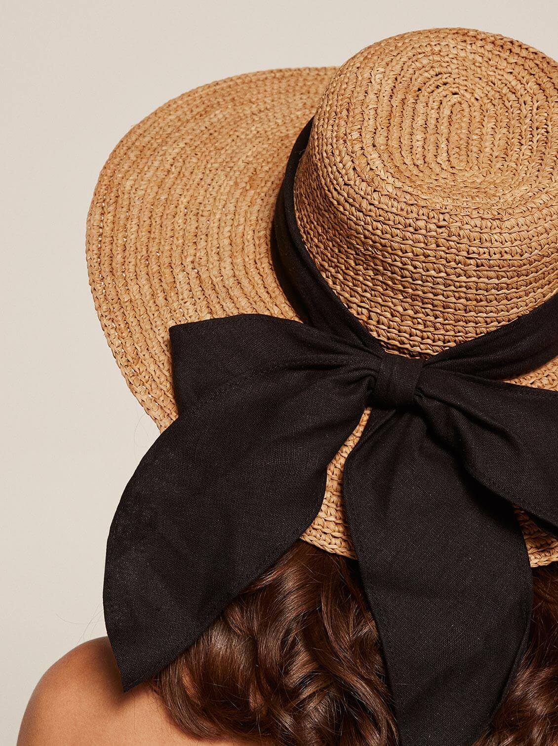 Reformation straw hat