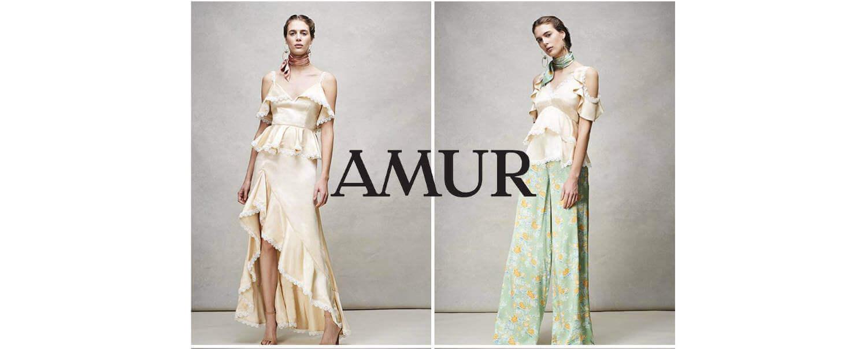 Amur Luxury Sustainable Ethical Fashion
