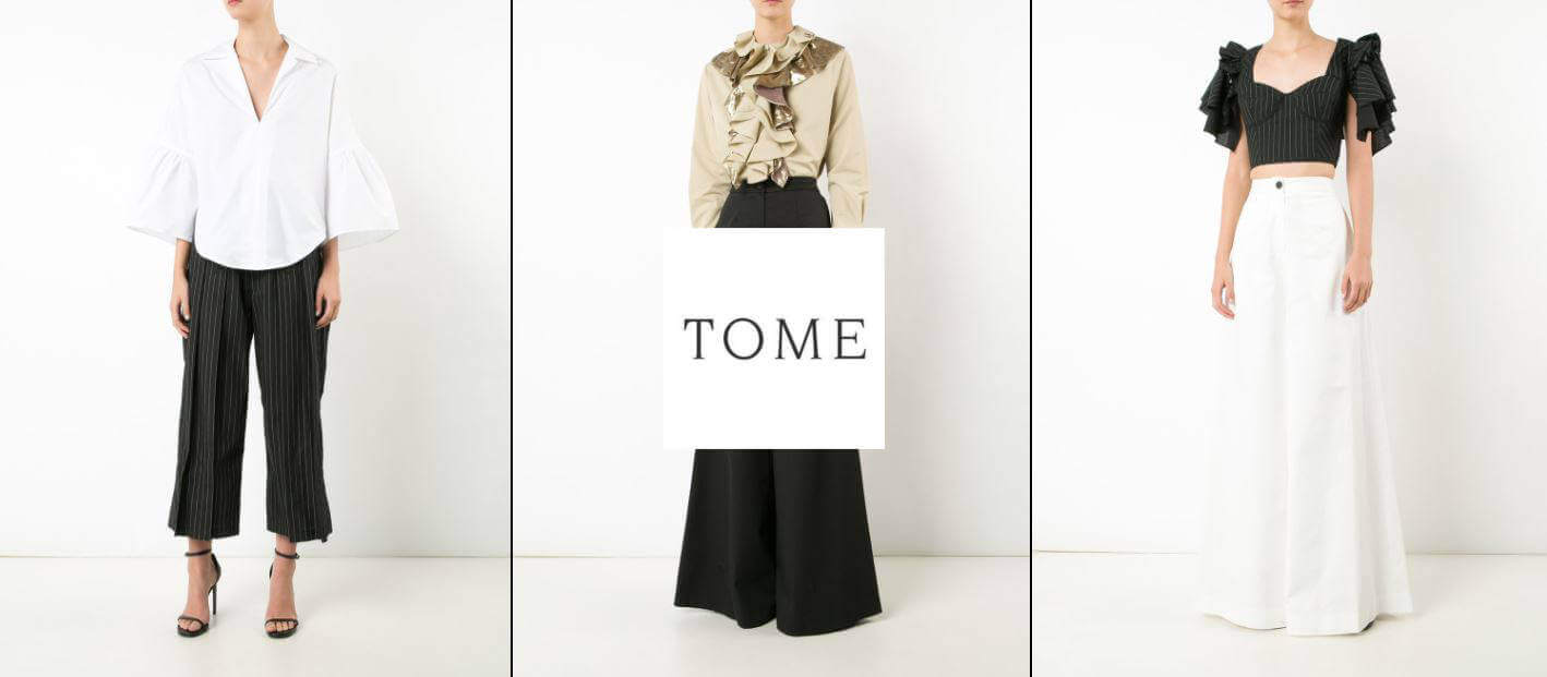 TOME ethical fashion