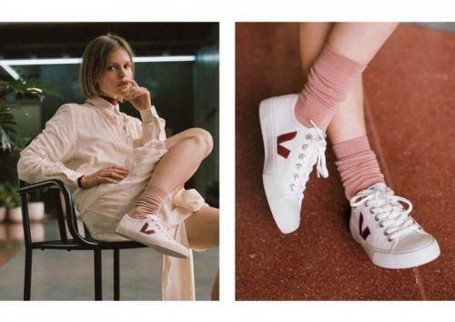 Veja sneakers, the most sustainable, ethically made sneakers