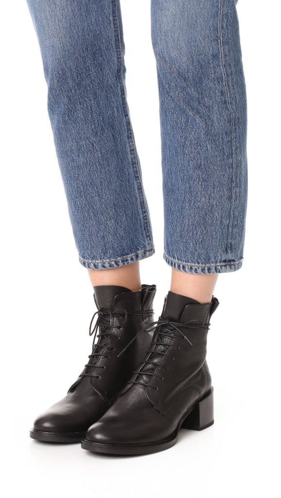black sustainable boots | Coclico Ethical and sustainably made shoes with minimalist design