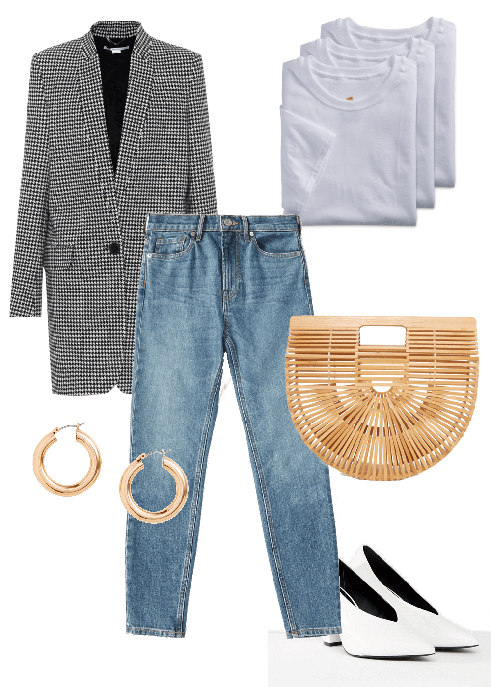 Fall Uniform: a collection of basic wardrobe staples to have an elegant, yet relaxed look this fall season.