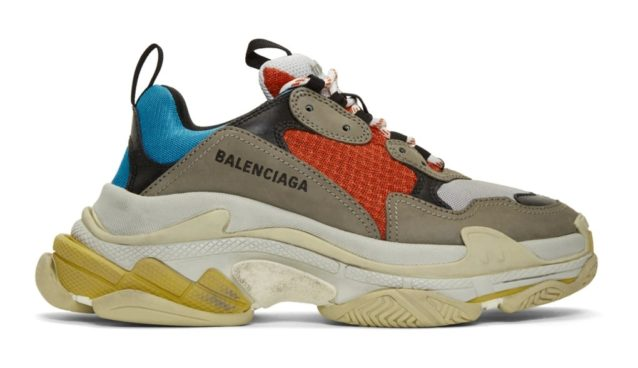 Balenciaga Triple S sneakers for women