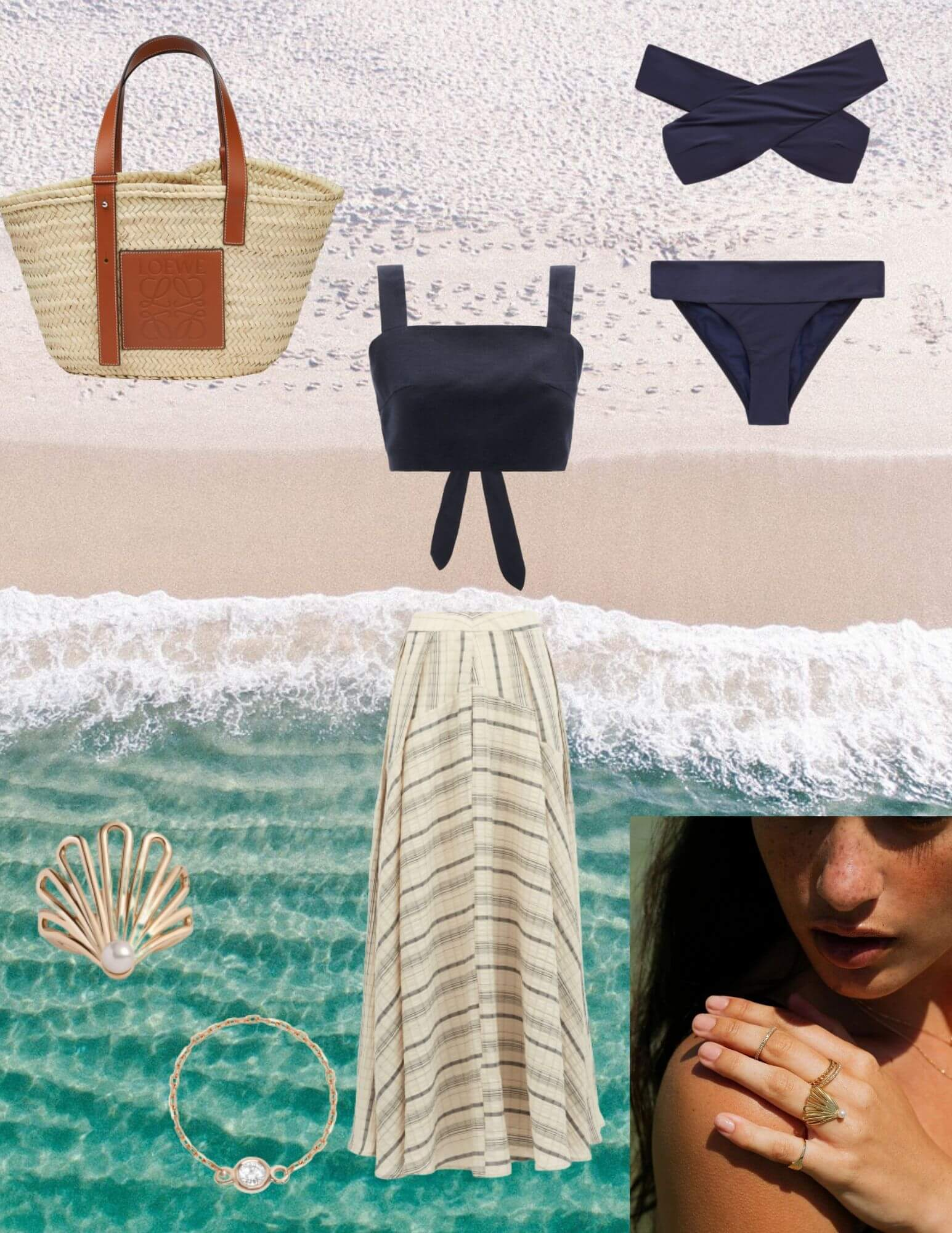 Summer minimalist shopping guide
